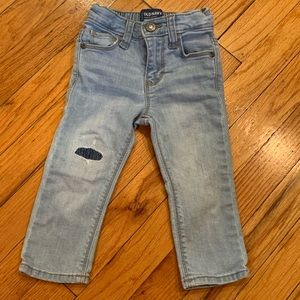 OLD NAVY Boys'/Unisex 18-24Mo Distressed Jeans